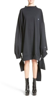 Women's Vetements X Champion In Progress Dress $1,140 thestylecure.com