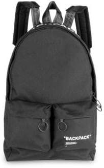 Off-White Classic Quote Backpack