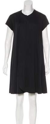 Balenciaga Mini Trapeze Dress