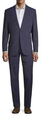 Kiton Micro-Pinpoint Wool Suit