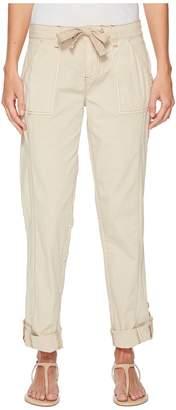 Jag Jeans Juliet Tabbed Cuff Pants in Breezy Poplin Women's Casual Pants
