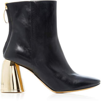 Ellery Class Leather Ankle Boots