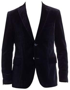 Saks Fifth Avenue COLLECTION Velvet Sport Coat