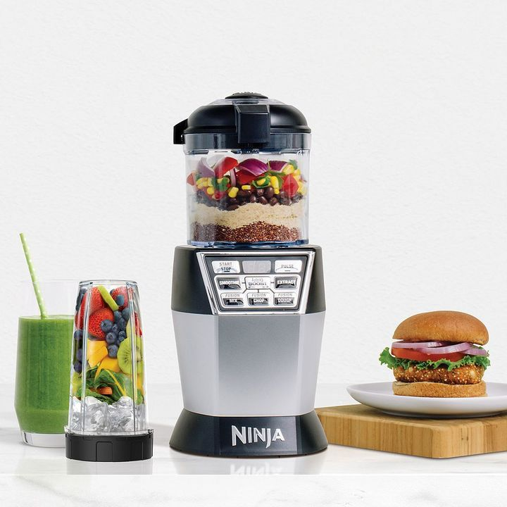 Ninja Nutri Ninja Nutri Bowl DUO With Auto-IQ Boost