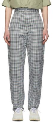 Joseph Off-White Electra Trousers