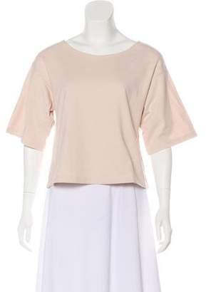 Apiece Apart Oversize Short Sleeve Top