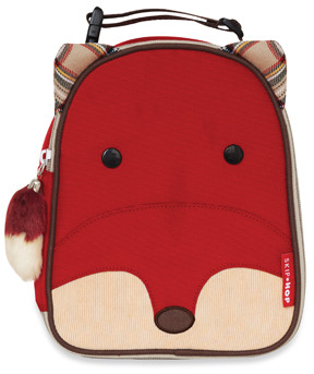 Bed Bath & Beyond SKIP*HOP® Zoo Lunchies Insulated Lunch Bag - Fox