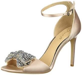 Badgley Mischka Jewel Women's ZELINA Heeled Sandal M US