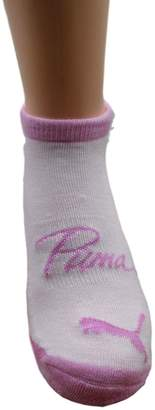 Puma Womens 6-Pack Low Cut Socks