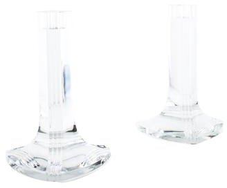 Baccarat Baccarat Crystal Candlestick Holders