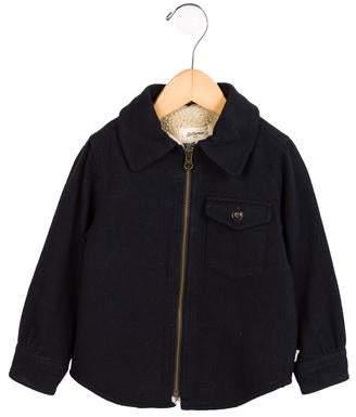 Bellerose Kids Girls' Fleece-Lined Jacket