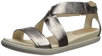 Ecco Footwear Womens Damara Strap Gladiator Sandal