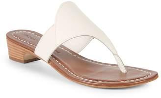 Bernardo Women's Gabriella Thong Sandals