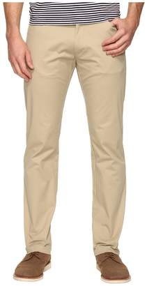Calvin Klein Slim Fit 4-Pocket Stretch Sateen Pant Men's Clothing