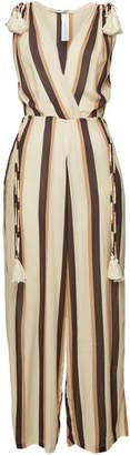 Cool Change coolchange Taryn Bora Bora Striped Jumpsuit