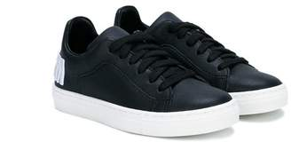 MSGM lace-up sneakers