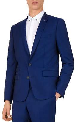 The Kooples Marine Officer Slim Fit Blazer