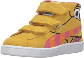 Puma Suede Mid Sesame Bb V Ps Kid's High Top
