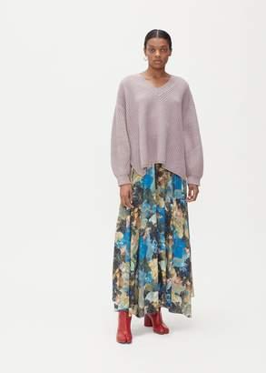 Viden Lache V-Neck Sweater