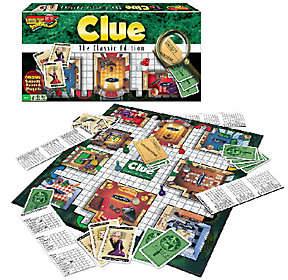 QVC Clue Classic Edition