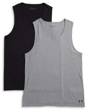Under Armour Two-Pack Undershirt Tank