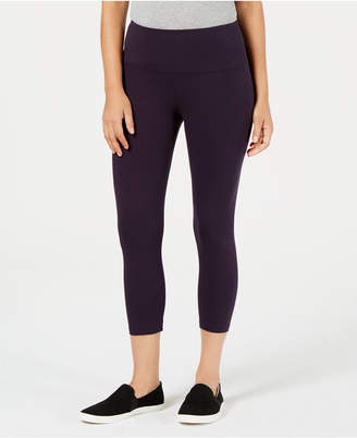 Style&Co. Style & Co Tummy-Panel Capri Leggings