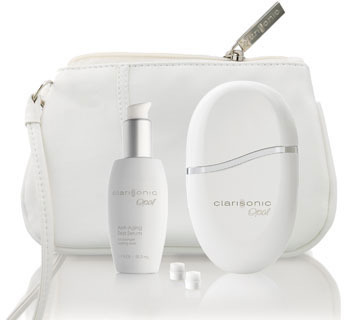 clarisonic opalTM sonic infusion system with anti-aging sea serum