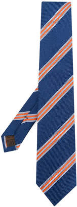 Church's striped tie
