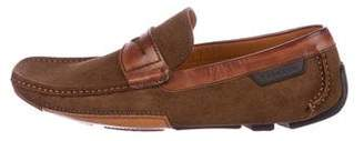Magnanni Canvas Driving Shoes w/ Tags