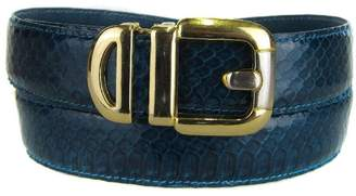 Buy Your Ties BLT-SNK- - Mens - Snake Skin Belt