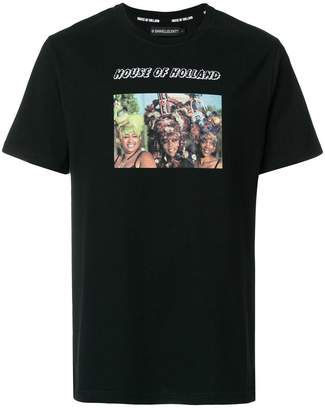 House of Holland photo print T-shirt