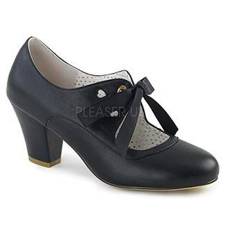 Couture Pin Up Women's WIGGLE-32 Pump