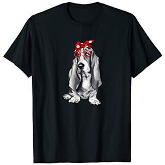 Basset Hound dog t shirt