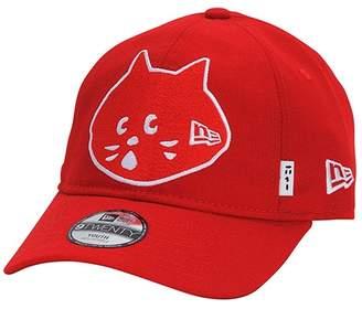 New Era (ニュー エラ) - にゃー / キッズ にゃー×NEW ERA キャップ / 帽子