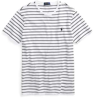 Ralph Lauren Custom Slim Fit Cotton T-Shirt