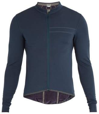Ashmei - Mid Layer Jersey Cycling Jacket - Mens - Navy