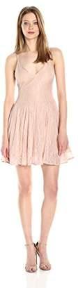 Keepsake The Label Women's Above Water Lace Mini Dress