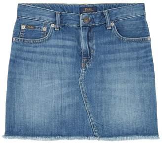 Polo Ralph Lauren Denim Skirt