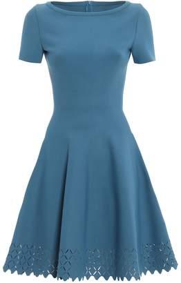 Alaia Diamant Short Dress