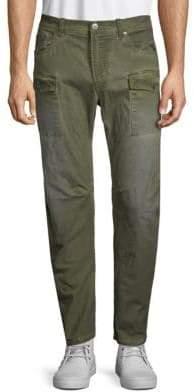 Jet Lag 3D Cut Cargo Pants