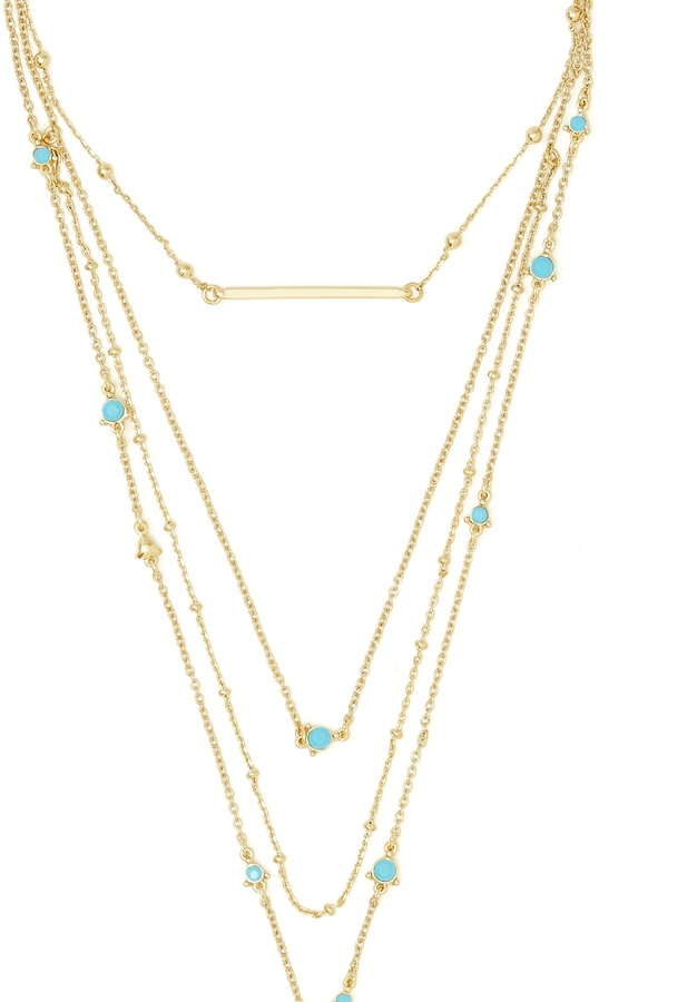 Harlow Layered Necklace Set 2