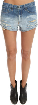 Rag & Bone Marilyn Ombre Short