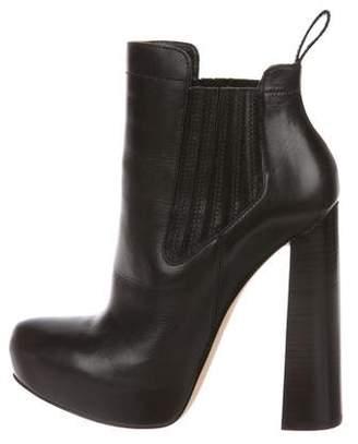 Alexander Wang Leather Platform Boots