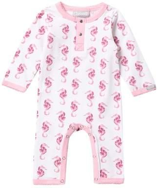 Coccoli Printed Romper (Baby Girls)