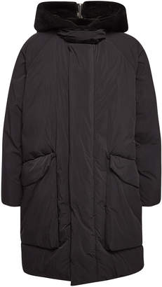 Oamc Sherman Down Parka with Shearling