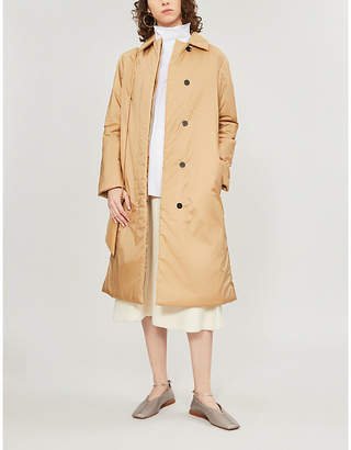 Theory Waist-belt shell coat