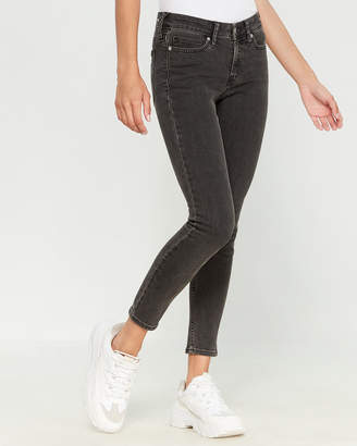 Calvin Klein Jeans Mid Rise Super Skinny Jeans