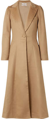Co Wool Coat - Camel