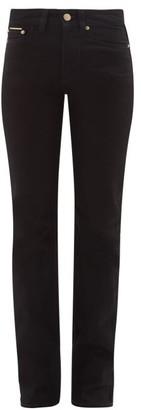 Eytys Cypress Mid Rise Straight Leg Jeans - Womens - Black