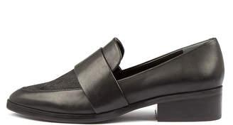 Tony Bianco Mayfair Black jetta-bla Shoes Womens Shoes Dress Flat Shoes
